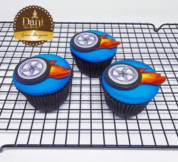 Cupcake Hotwheels