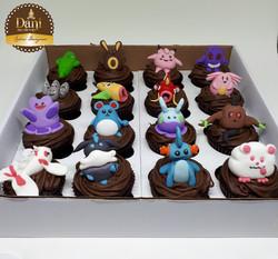 Cupcakes Pokemon
