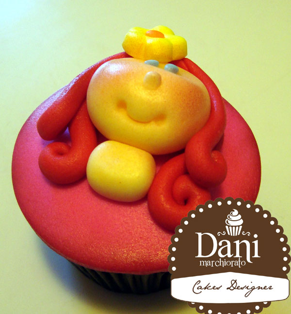 Cupcake Princesa 3