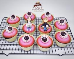 Cupcakes Olhos
