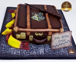 Bolo Mala Harry Potter