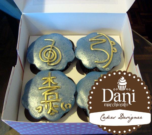 Cupcakes Símbolos Reiki