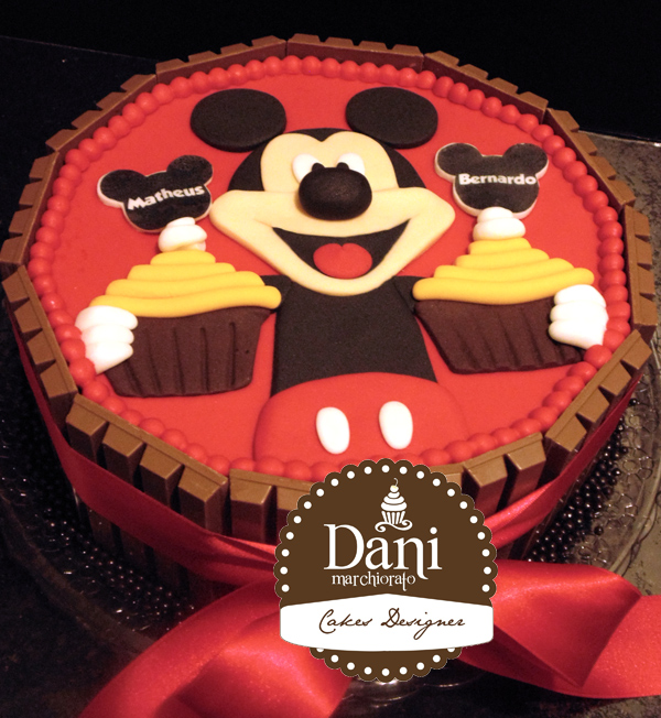 Kitkat Mickey com Cucapkes