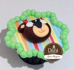 Cupcakes Urso