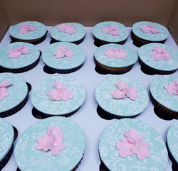 Cupcake Florzinhas