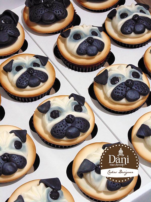 Cupcakes Pugs