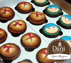 Cupcakes Piratinha