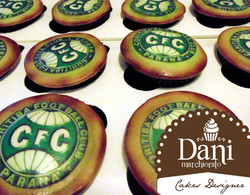 Cupcakes Coritiba Futebol Clube