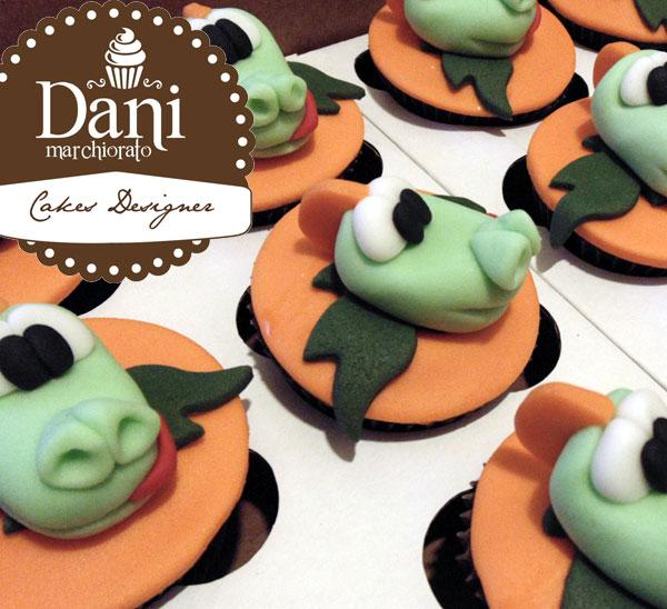Cupcakes Dragão