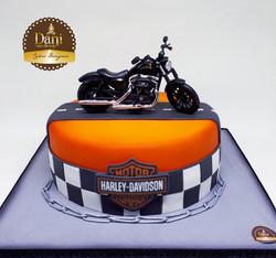 Bolo Harley Davidson