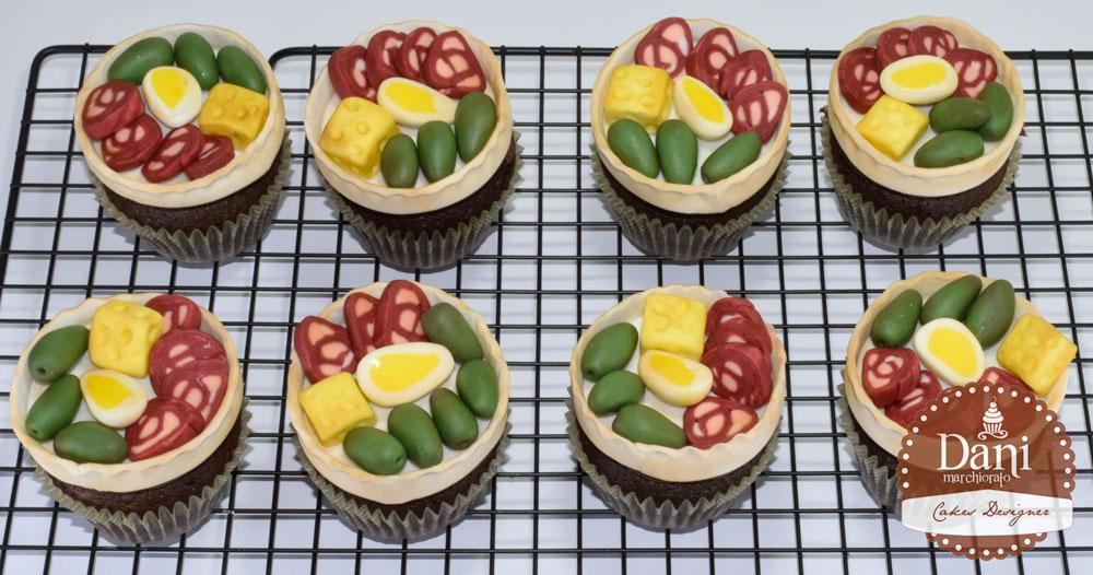 Cupcake Apertitivos