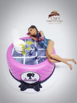 Bolo Barbie Pós Balada