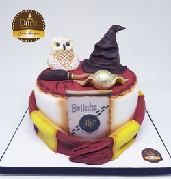 Bolo Harry Potter