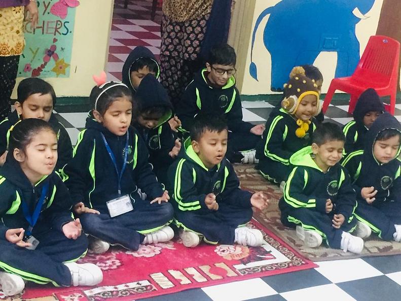 best playschool in dehradun