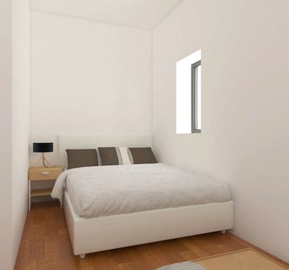 Affordable Value Passive House Bed Room