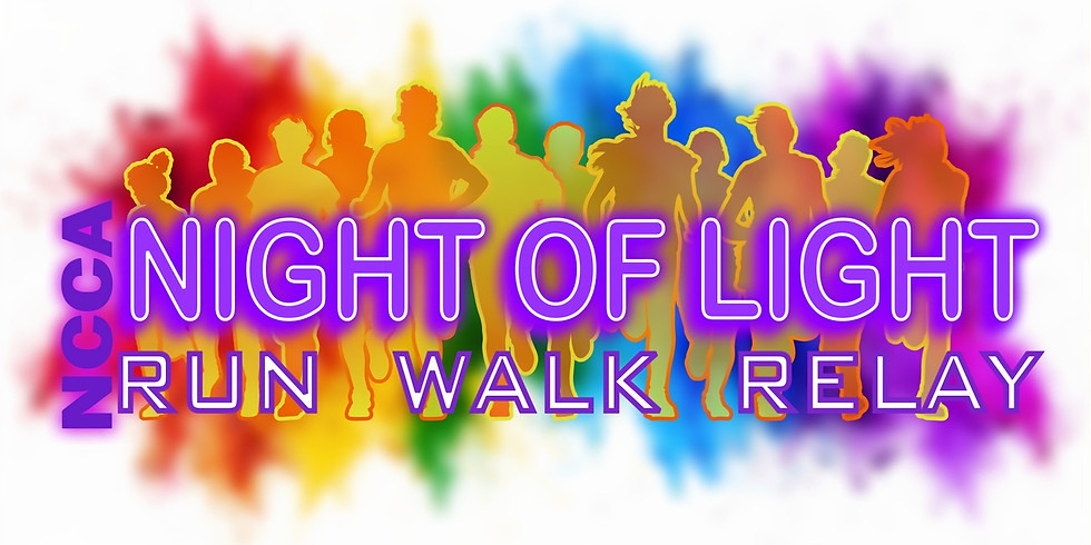 Night of Light Run Walk Relay