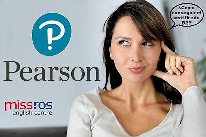 PTE Pearson Test of English en Redovan, Catral, La Murada, Jacarilla