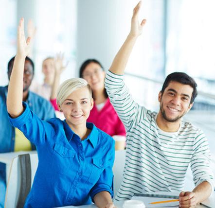 Especializado en clases de conversación de Inglés para adultos