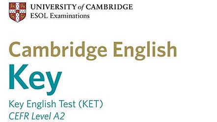 Exámenes de Cambridge KET A2 en Albatera