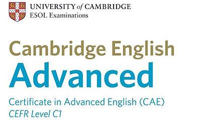 Exámenes de Cambridge CAE C1 en Redován