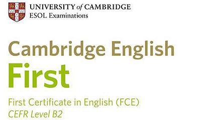 Exámenes de Cambridge FCE B2 en Callosa de Segura