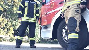Neue Schutzkleidung für die Feuerwehr