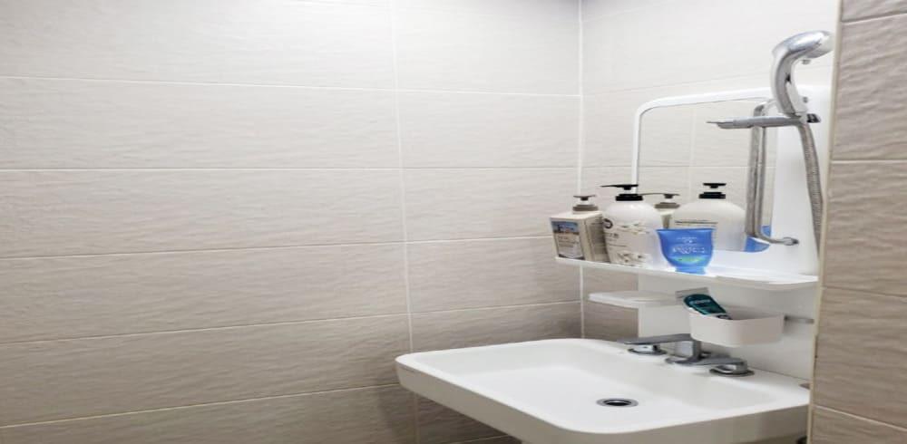 강서동 마사지 구인구직 화장실