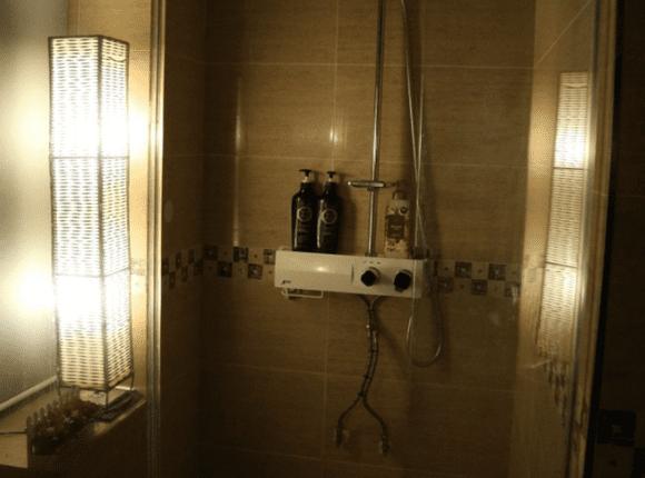 상동 1인샵 마사지 샤워실
