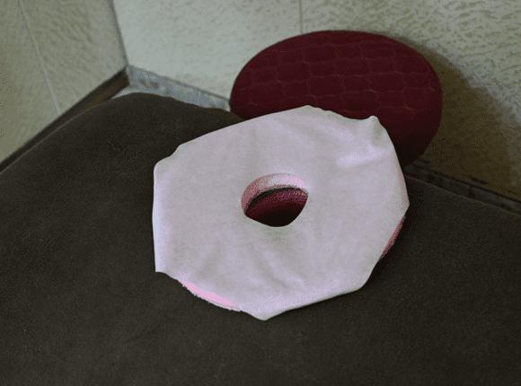 청주 1인샵마사지 베개