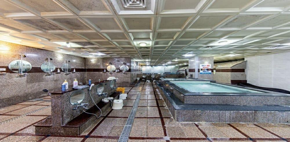 종로 광화문역 미스터스파 목욕탕