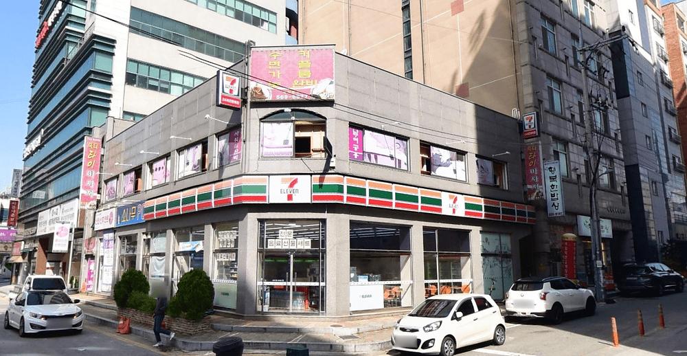 천안 성정동 미인테라피 건물 외관 로드뷰