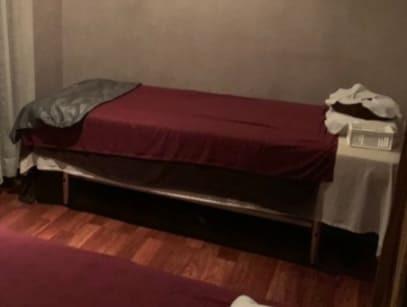 천안 레드스파 테라피 침대
