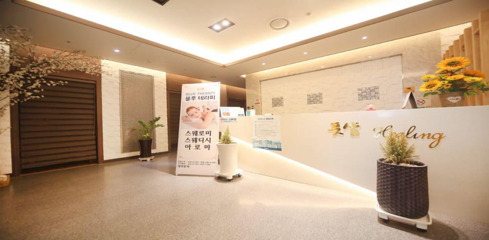 인천 서창동 블루스웨디시 카운터