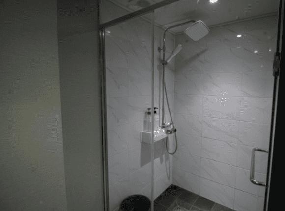 안산 수면가능 마사지 샤워실