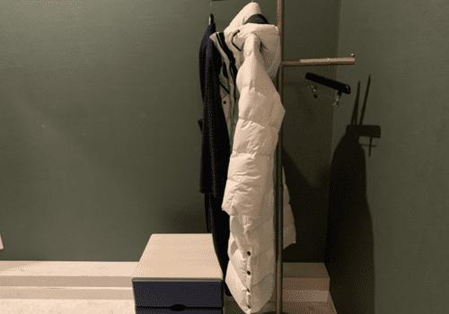 의정부 1인샵 마사지 옷걸이
