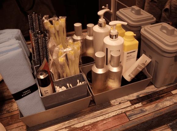 청주 1인샵마사지 화장대