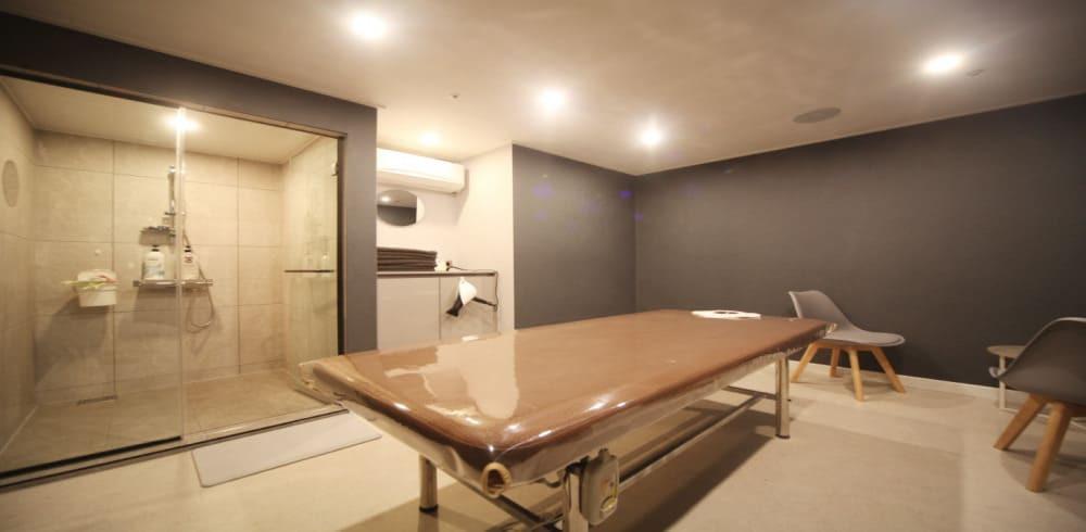 천안 백석동 샵테라피 1인실