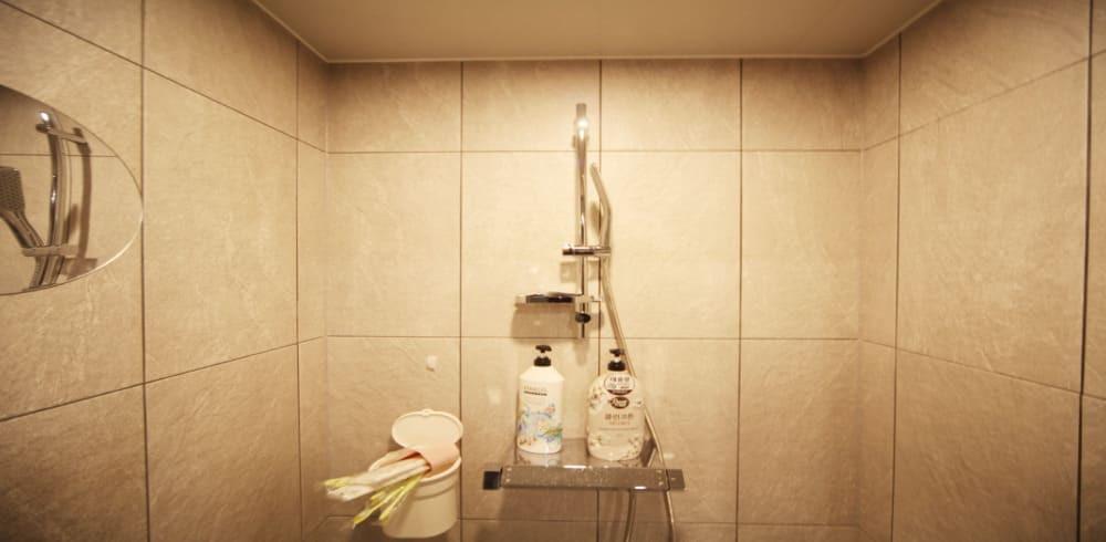 천안 백석동 샵테라피 샤워실