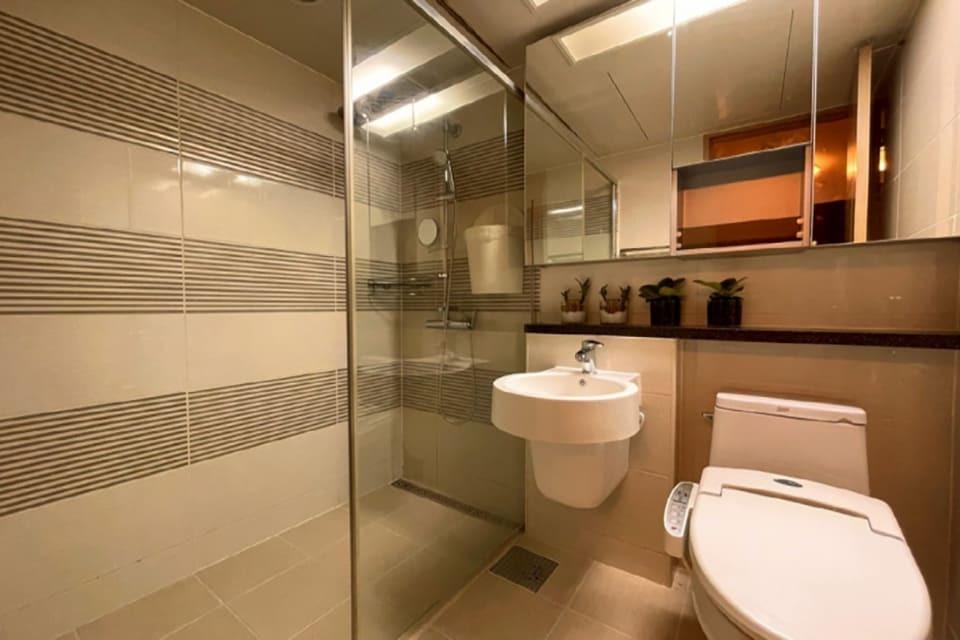 강남 역삼동 스웨디시트리 화장실