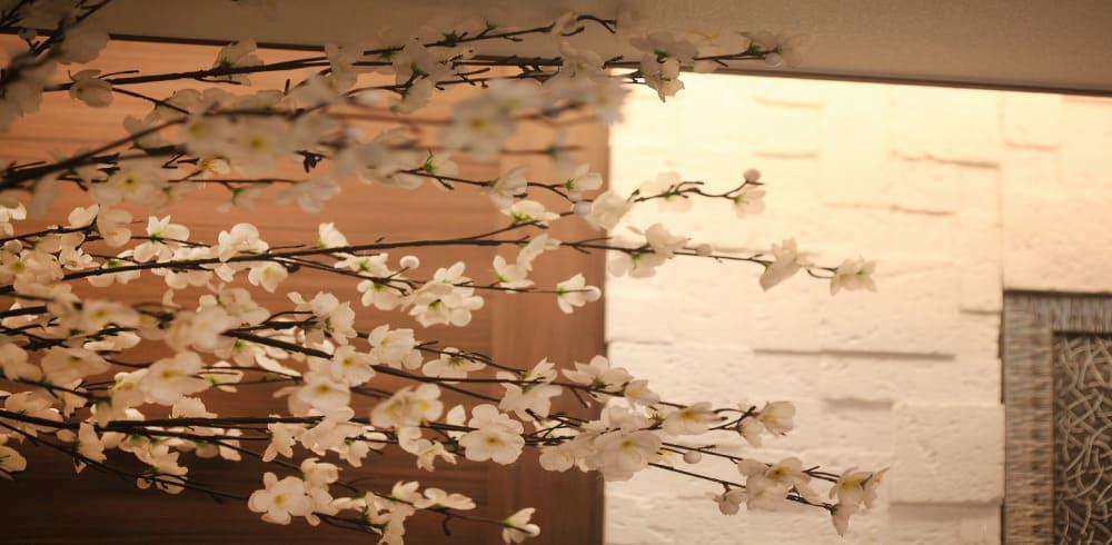 인천 서창동 블루스웨디시 꽃