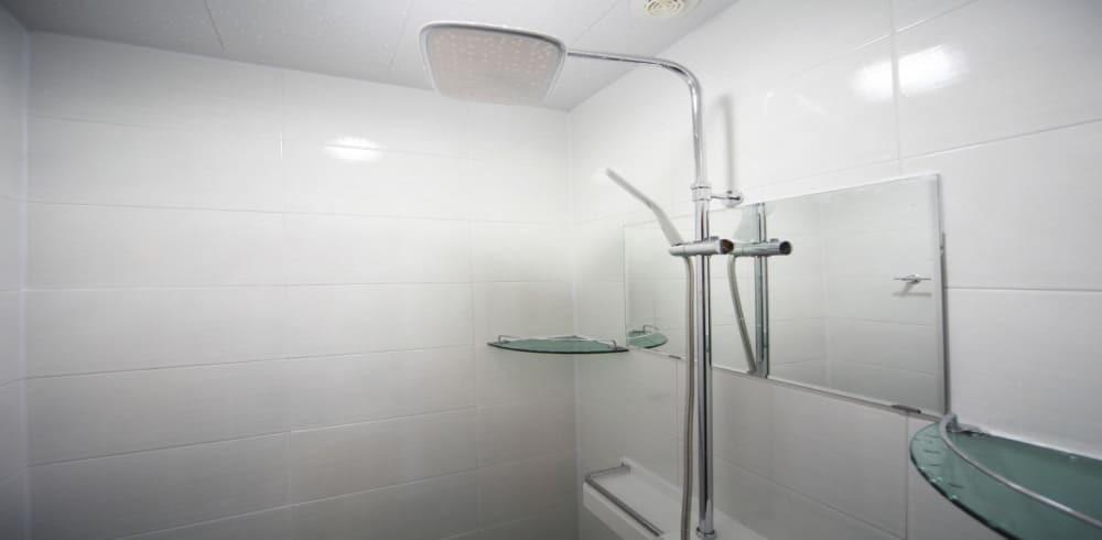 인천 삼산동 더프리테라피 샤워실