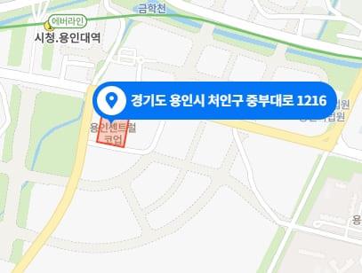 역북동 마사지 구인구직 지도