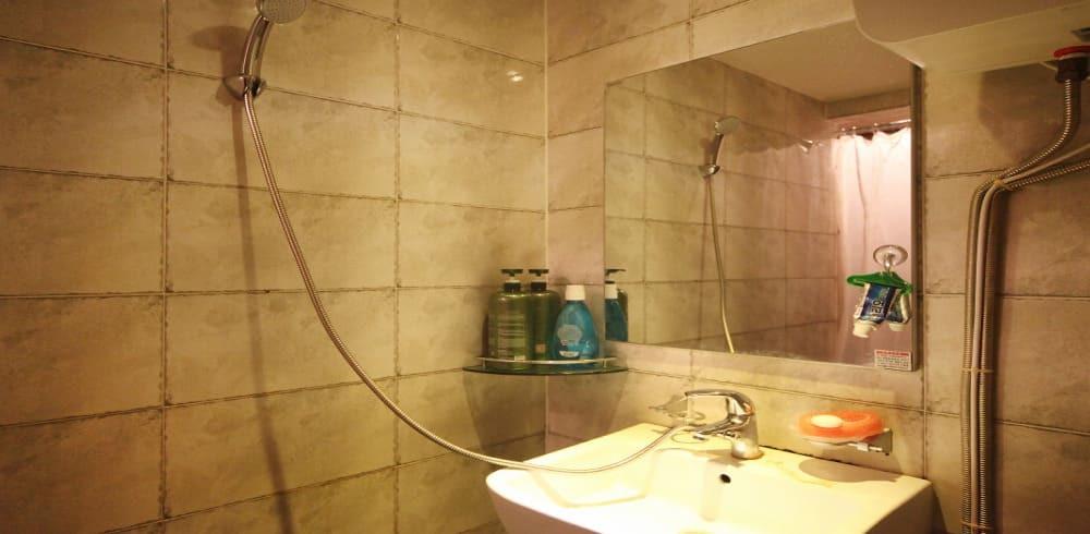 대전 죽동 더마치테라피 샤워실