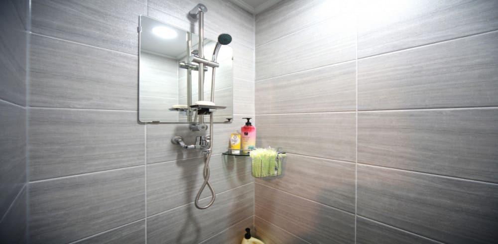 용인 상현역 퀸테라피 샤워실
