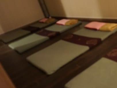 동대문 홀릭 테라피 침대
