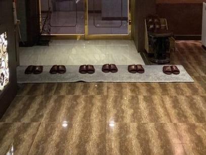 광명 스웨디시 마사지 - 신발장