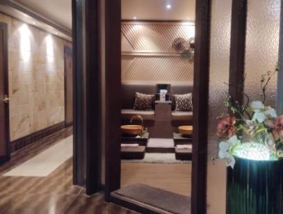 수원 호텔식 마사지 - 위치