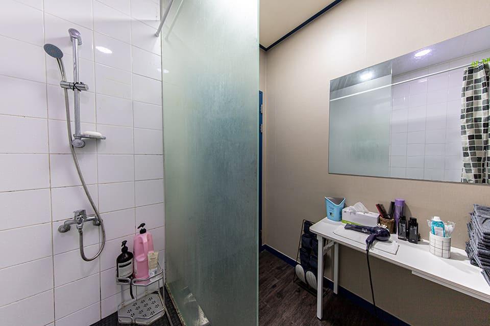 광명 나비스웨디시 샤워실