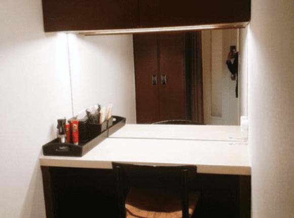 상동 1인샵 마사지 파우더룸