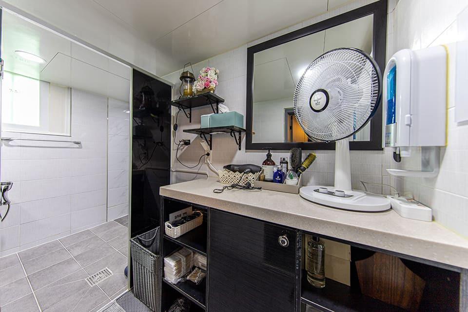 광진 화양동 오감살롱테라피 화장실